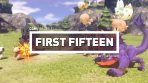 First 15 - World of Final Fantasy