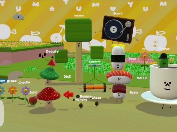 Funomena's Whacky Wattam Coming To Multiple Platforms