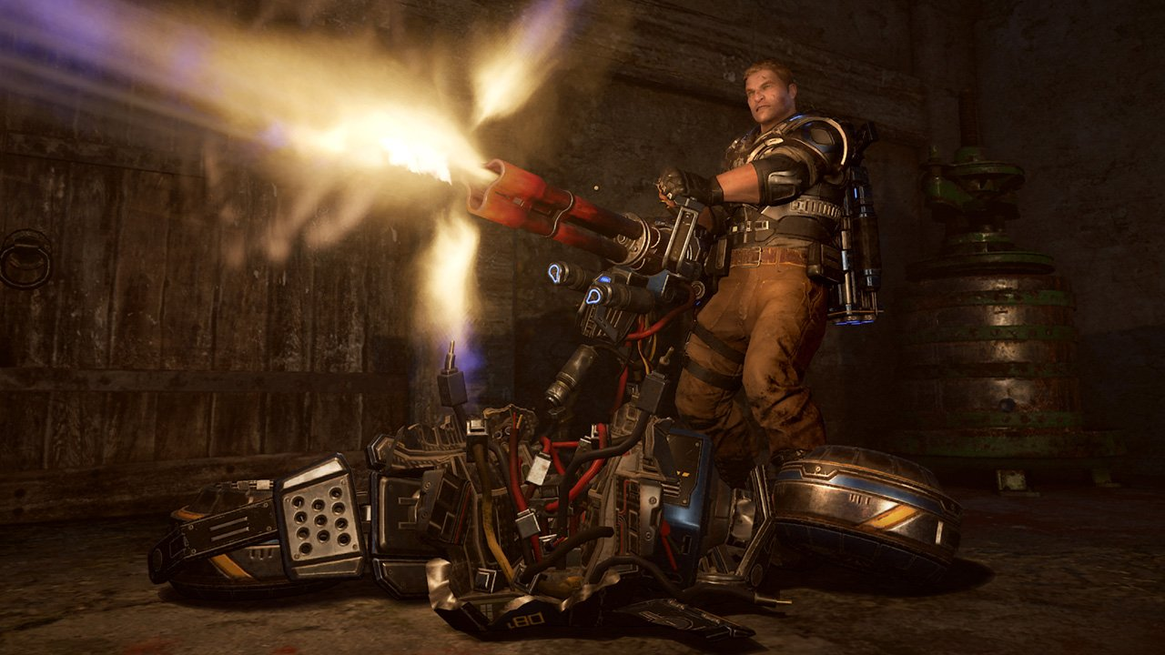 Gears of War 4: Ultimate Edition Code Giveaway
