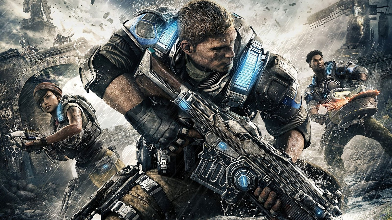 Gears of War 4 (Xbox One) Review 10