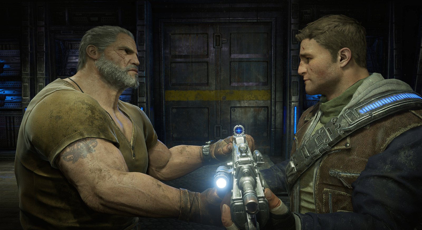 Gears of War 4 (Xbox One) Review 1