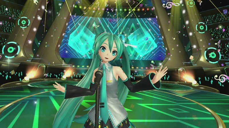 Hatsune Miku: VR Future Live To Launch Alongside Playstation VR 1