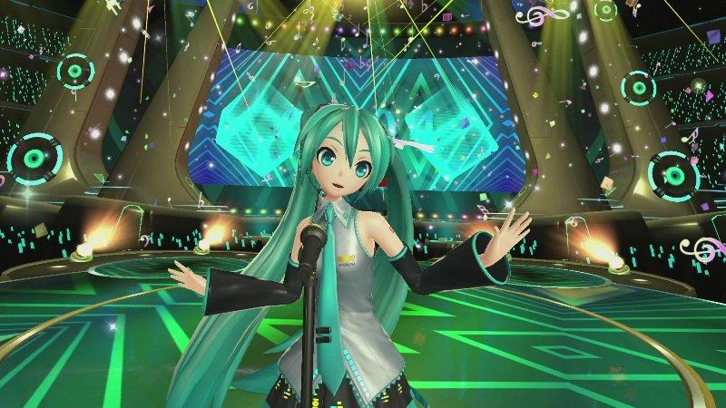Hatsune Miku: Vr Future Live To Launch Alongside Playstation Vr 1
