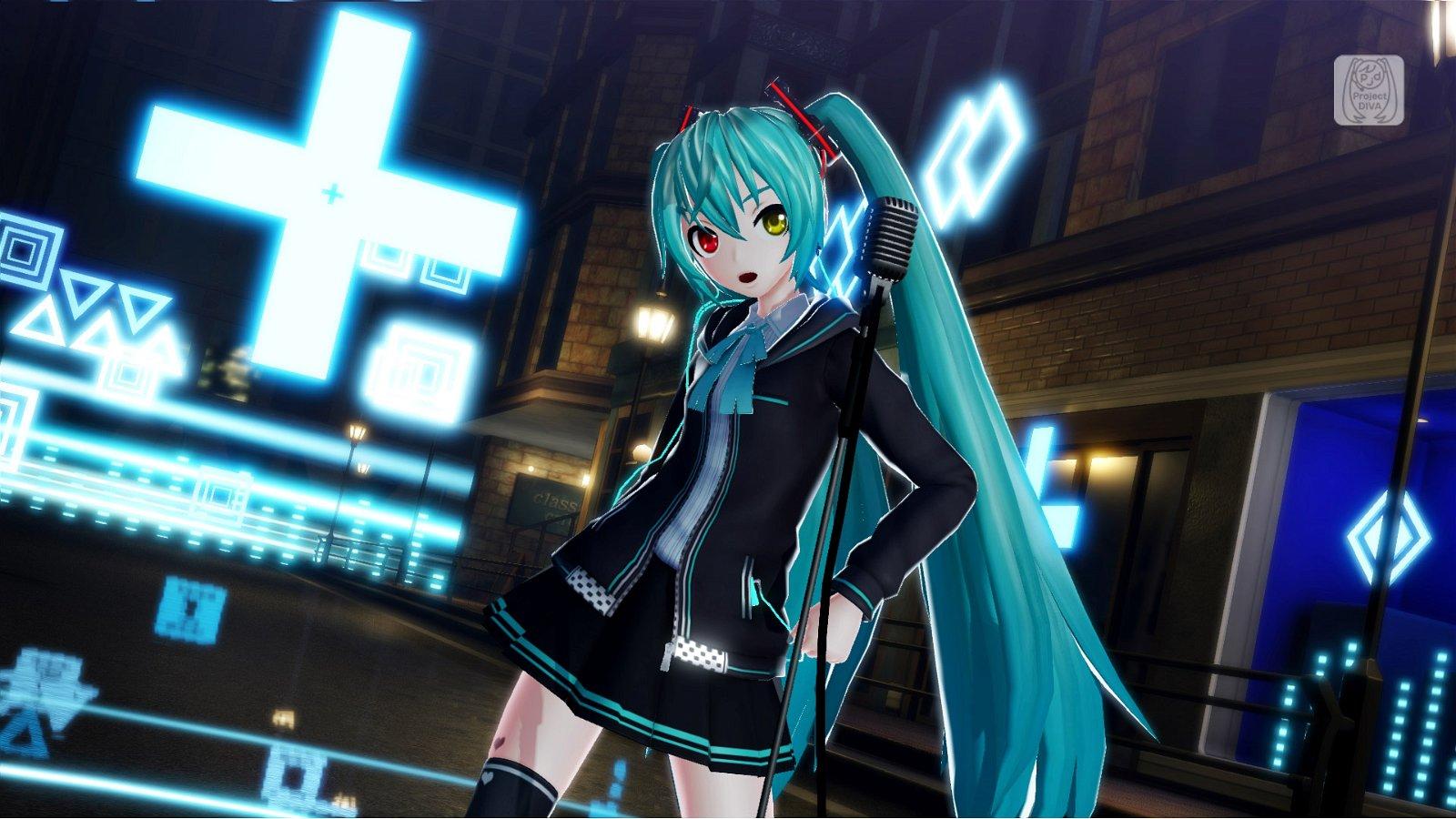 Hatsune Miku: VR Future Live To Launch Alongside Playstation VR 3