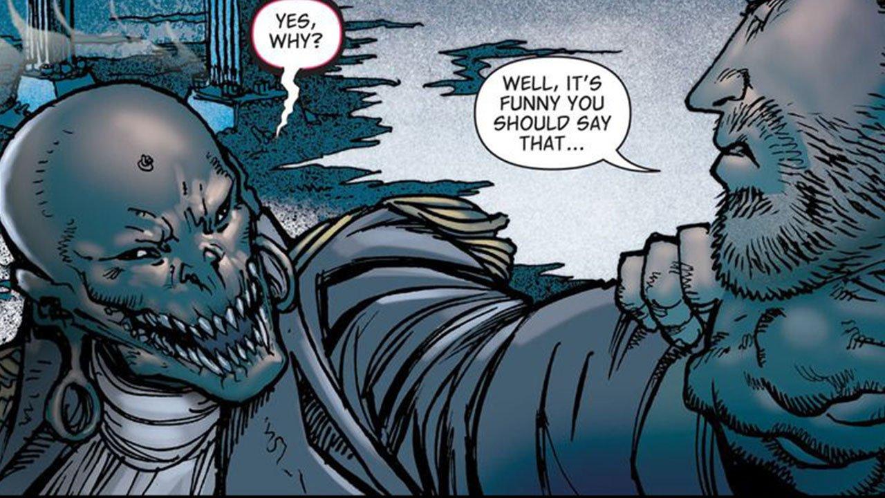 Hellblazer #1 (Comic) Review 1