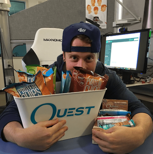How Quest Nutrition is Promoting a Healthy Gaming Lifestyle 5