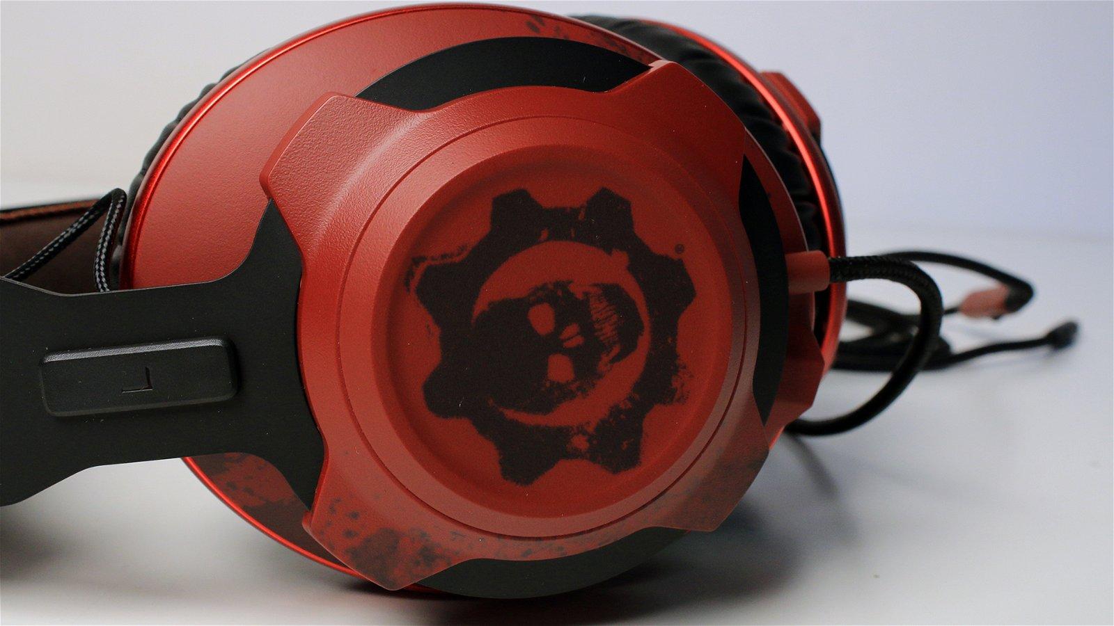 Hyperx Cloudx Revolver Gears Of War (Headset) Review 4