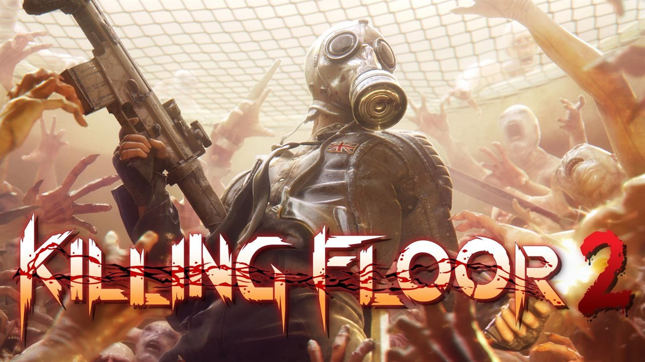 Killing Floor 2 PlayStation 4 Pro Footage Shows PC-Like Graphics on Console