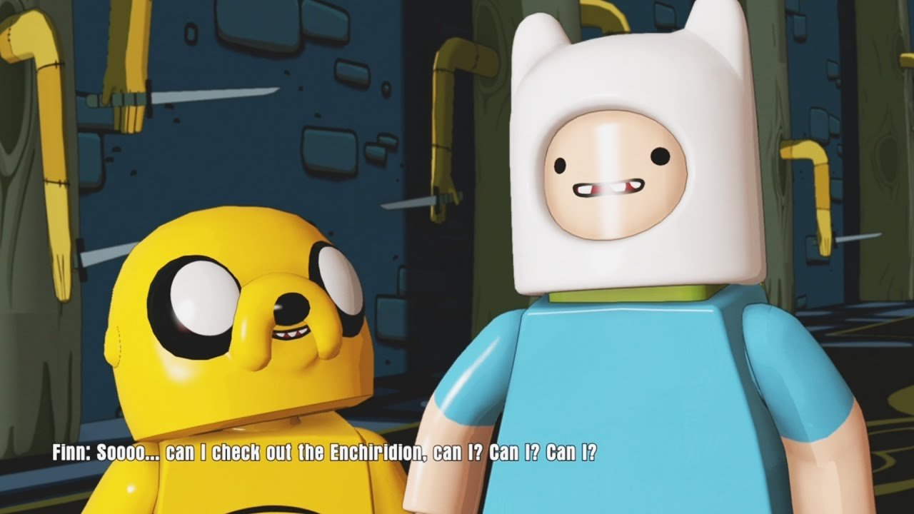 Lego Dimensions Adventure Time Level Pack (PS4) Review 4