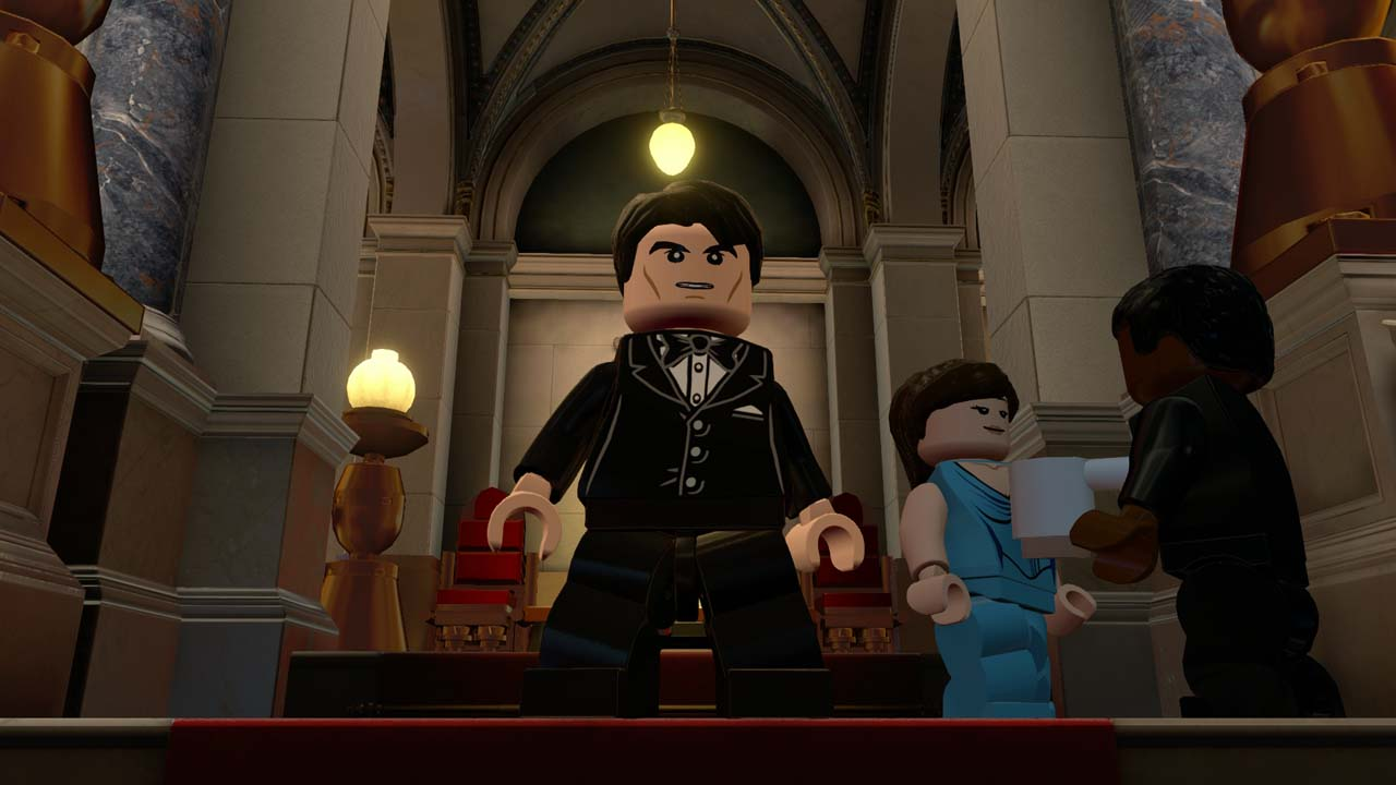 Lego Dimensions: Mission Impossible Level Pack (Ps4) Review 2