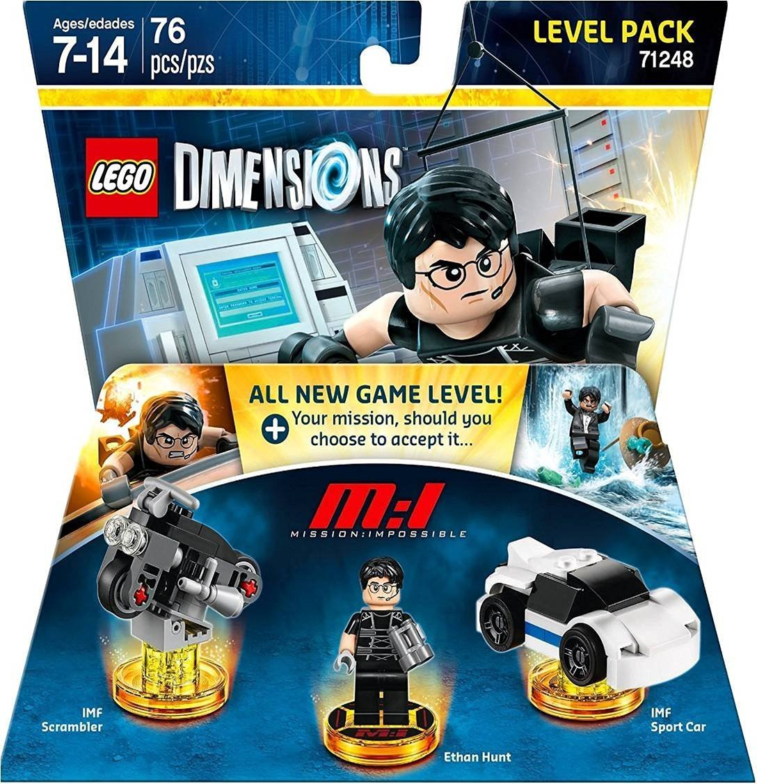 Lego Dimensions: Mission: Impossible Level Pack (PS4) Review 4