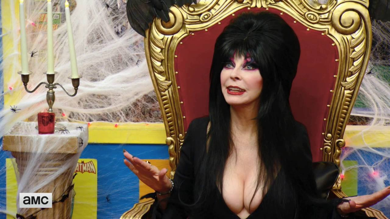 AMC's Comic Book Men: Elvira Visits S6 Ep2