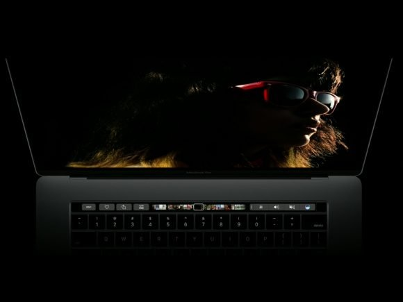 New MacBook Pro Brings Touch Bar, Sleekier Design Challenges MacBook Air