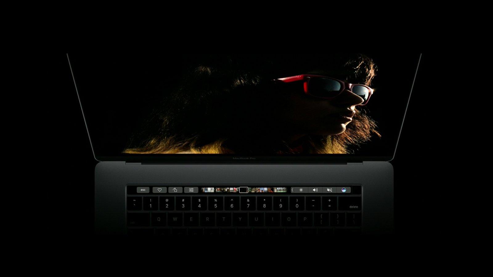 New MacBook Pro Brings Touch Bar, Sleekier Design Challenges MacBook Air