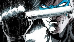Nightwing Rebirth #1 (Comic) Review 1