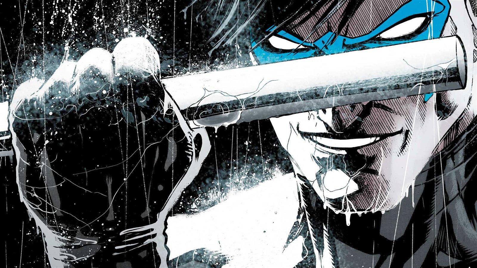 Nightwing Rebirth #1 (Comic) Review 2