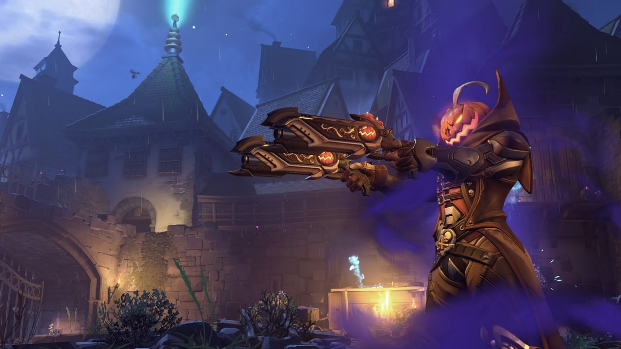 Overwatch's Halloween Terror Is A Ghoulish Gas 1