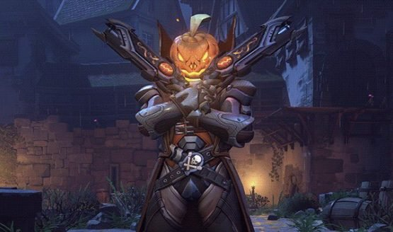Overwatch's Halloween Terror Is A Ghoulish Gas 2