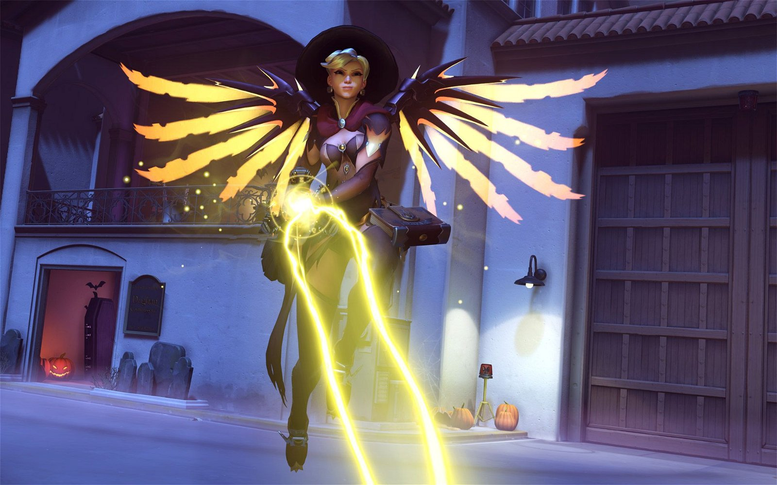 Overwatch's Halloween Terror Is A Ghoulish Gas 6