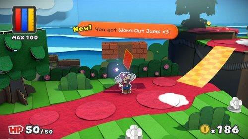 Paper Mario: Color Splash (Wii U) Review 1