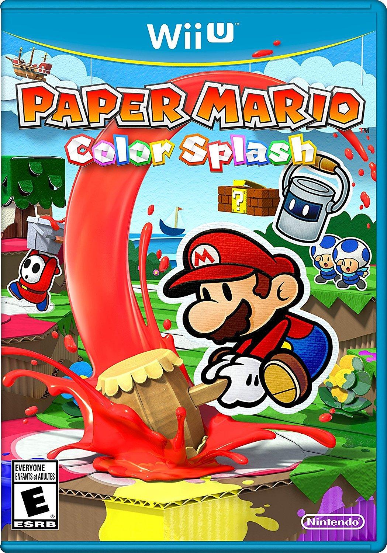 Paper Mario: Color Splash (Wii U) Review 3