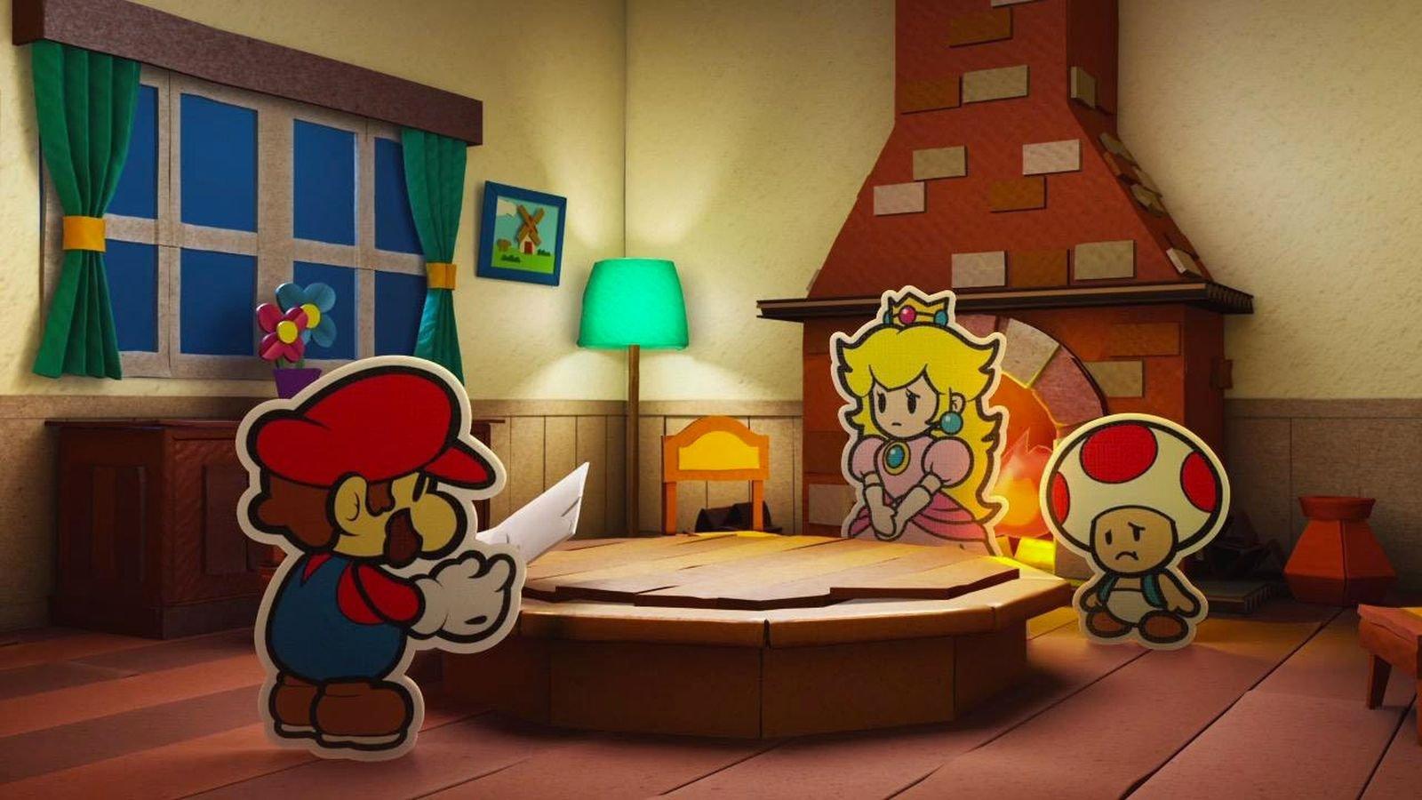 Paper Mario: Color Splash (Wii U) Review 4