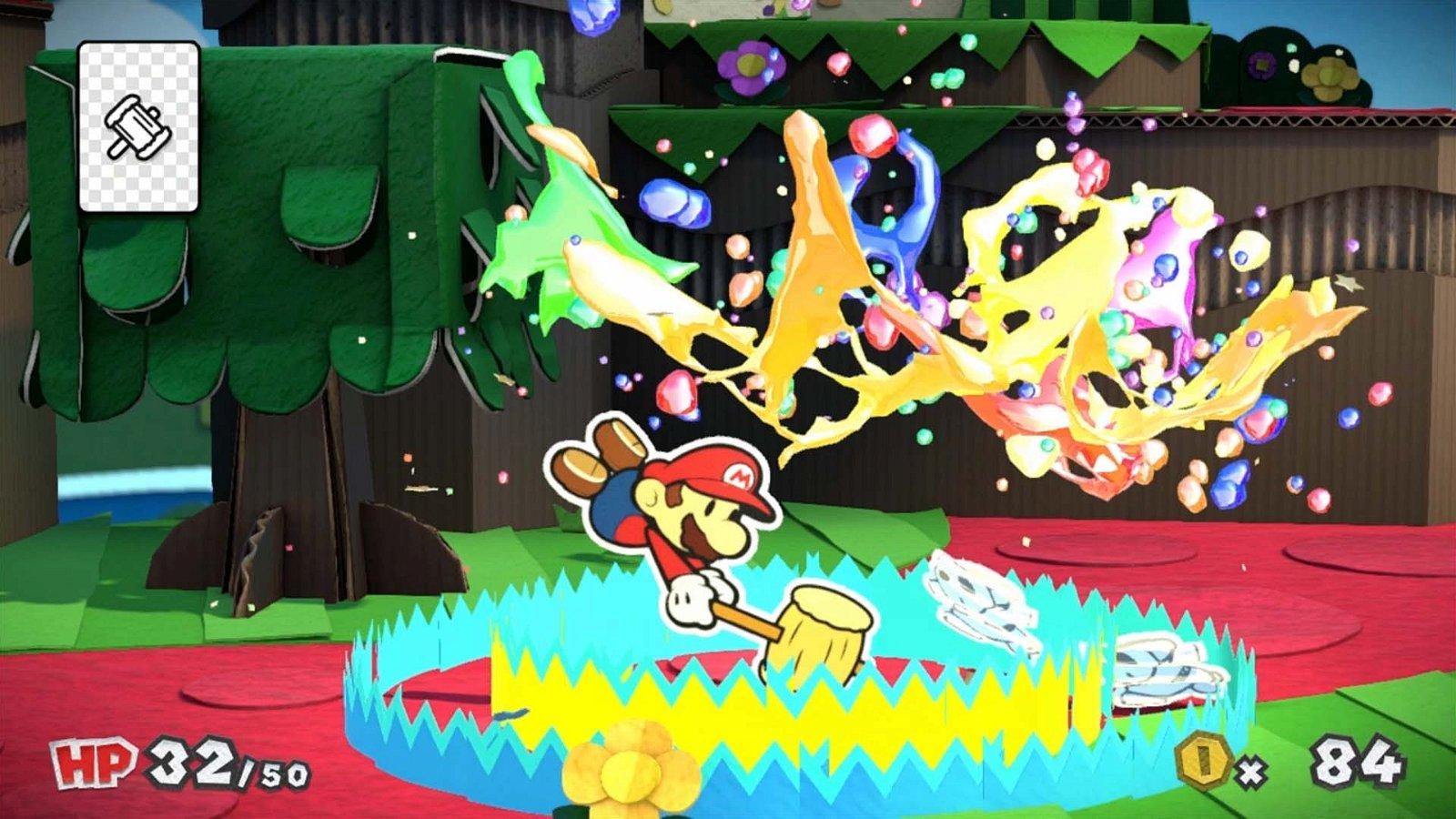 Paper Mario: Color Splash (Wii U) Review 7
