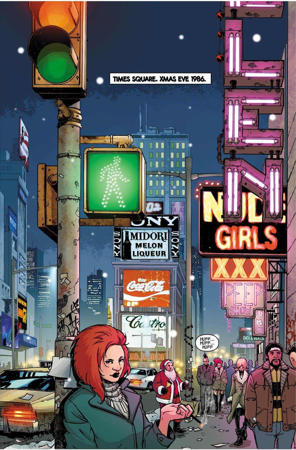 Peepland #1 (Comic) Review 4