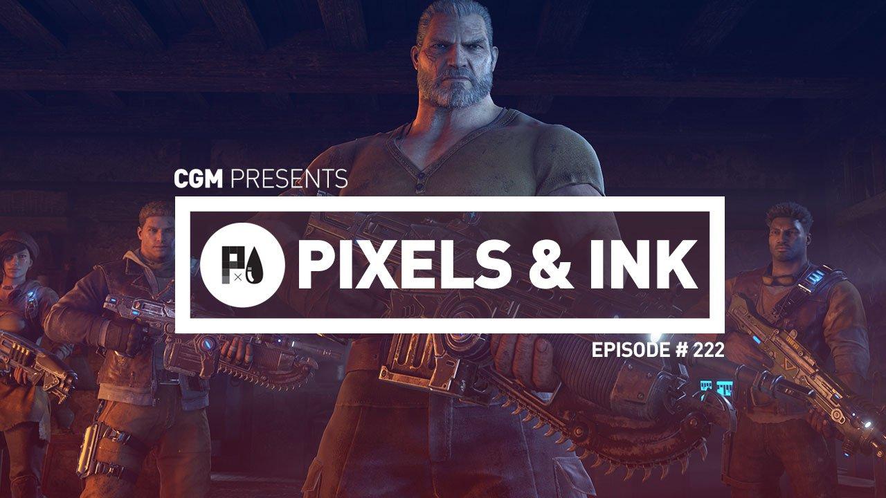 Pixels & Ink #222 - Gears of Jed