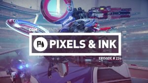 Pixels & Ink #224 - Samurai Pizza Cast