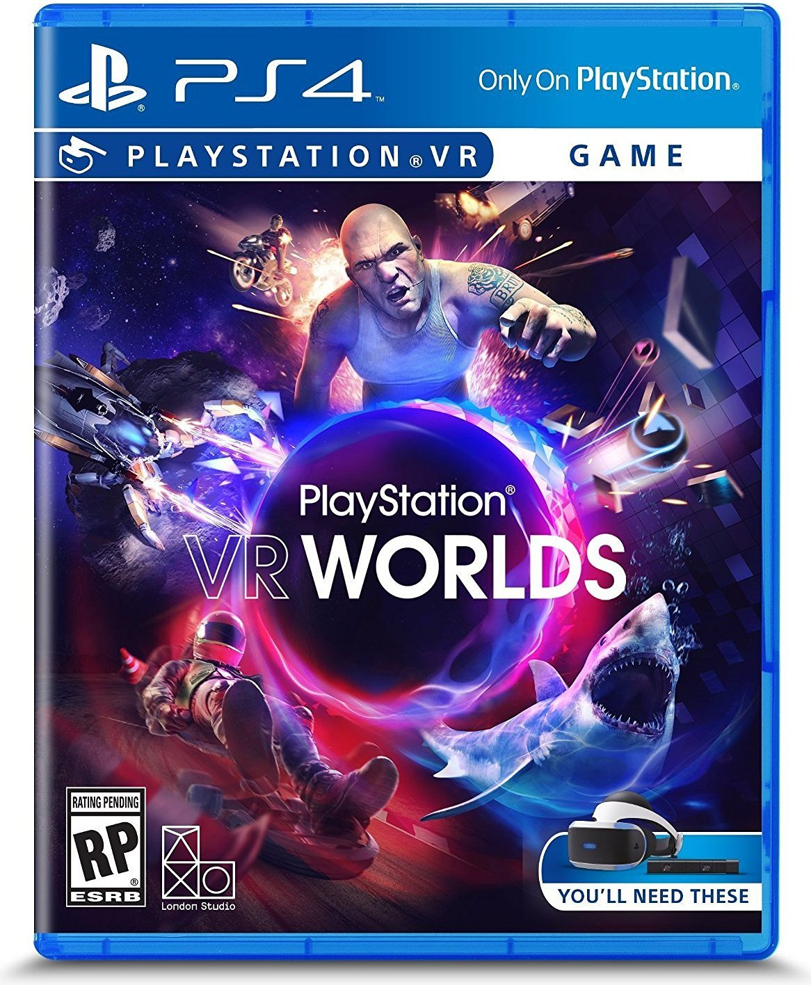 PlayStation VR Worlds (PS4) Review 1
