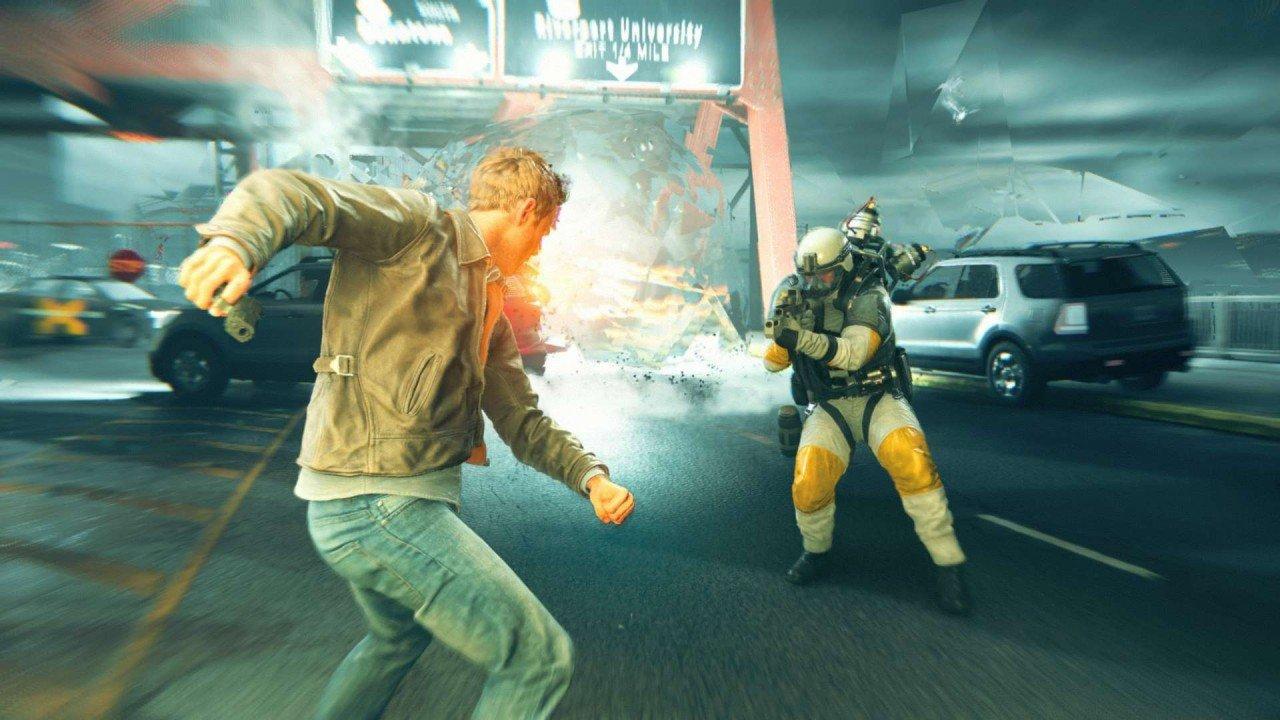 Poor Sales Continue as Quantum Break Hits Steam