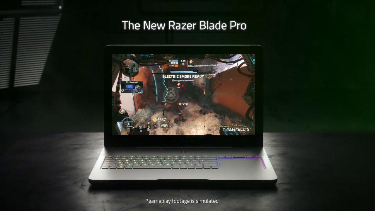 Razer Announces the New Blade Pro 1