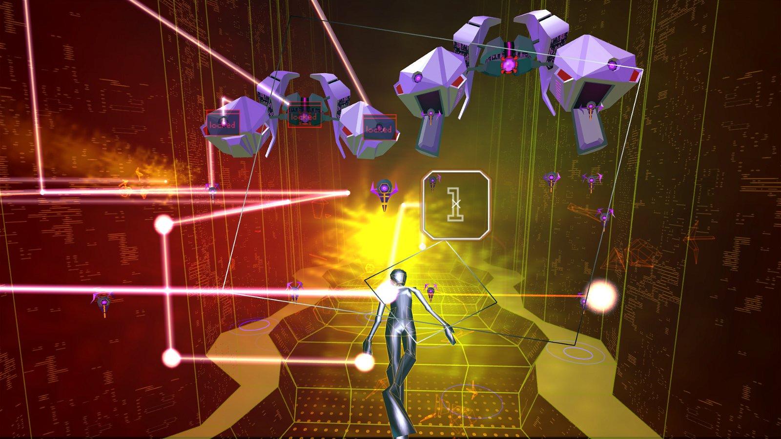 Rez Infinite (PS4) Review 1