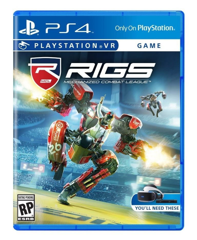 RIGS: Mechanized Combat League (PS4) Review 1