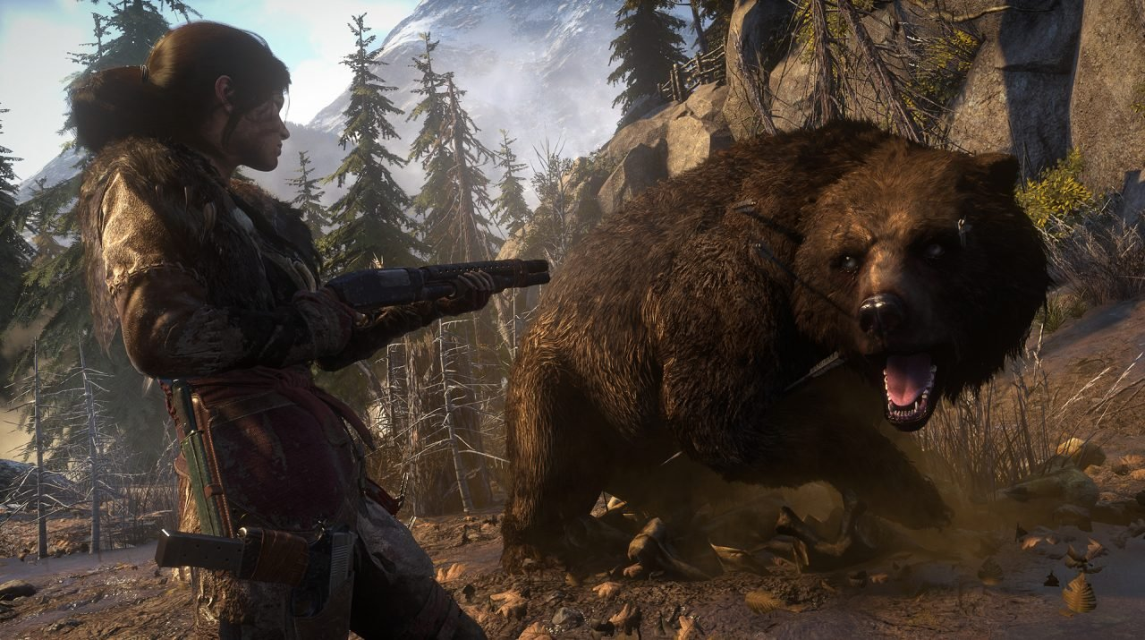 Rise Of The Tomb Raider: 20 Year Celebration (Ps4) Review 1