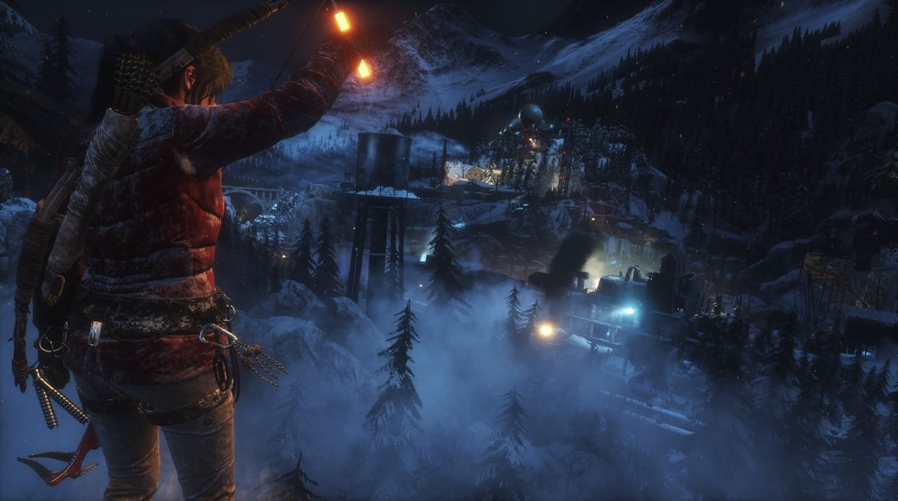 Rise Of The Tomb Raider: 20 Year Celebration (Ps4) Review 2