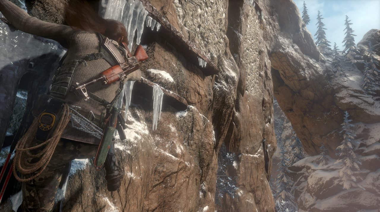 Rise Of The Tomb Raider: 20 Year Celebration (Ps4) Review 3