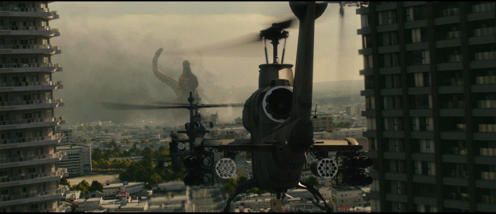 Shin Godzilla (Movie) Review 10
