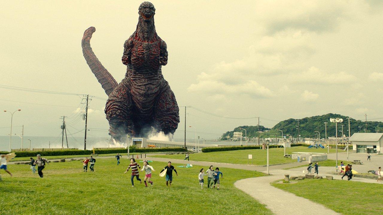 Shin Godzilla (Movie) Review 1
