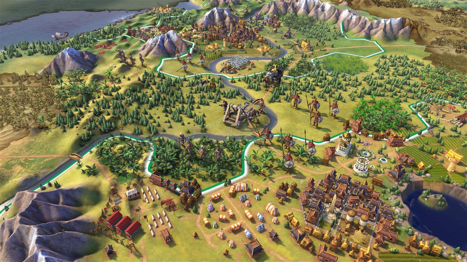 Sid Meier's Civilization VI (PC) Review 2