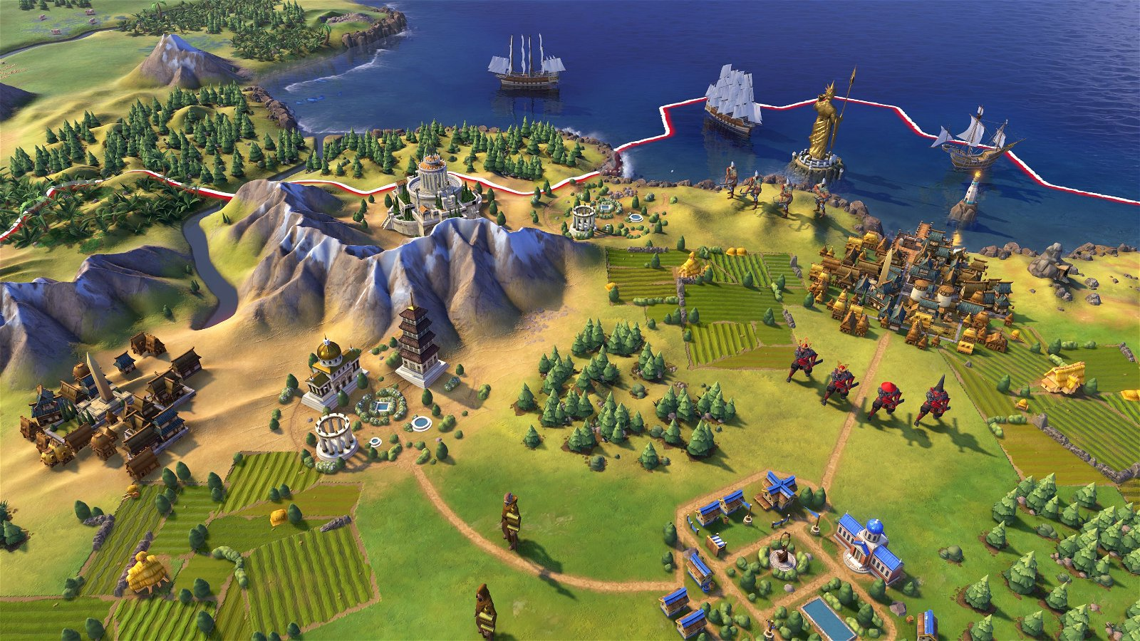 Sid Meier's Civilization VI (PC) Review 3