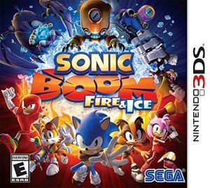 Sonic Boom: Fire and Ice (3DS) Review 9