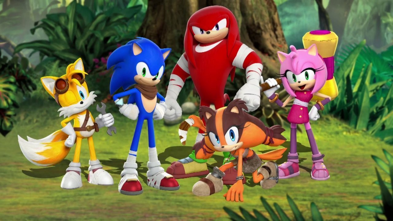 Sonic Boom: Fire and Ice (3DS) Review 11