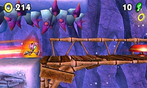 Sonic Boom: Fire And Ice (3Ds) Review 1