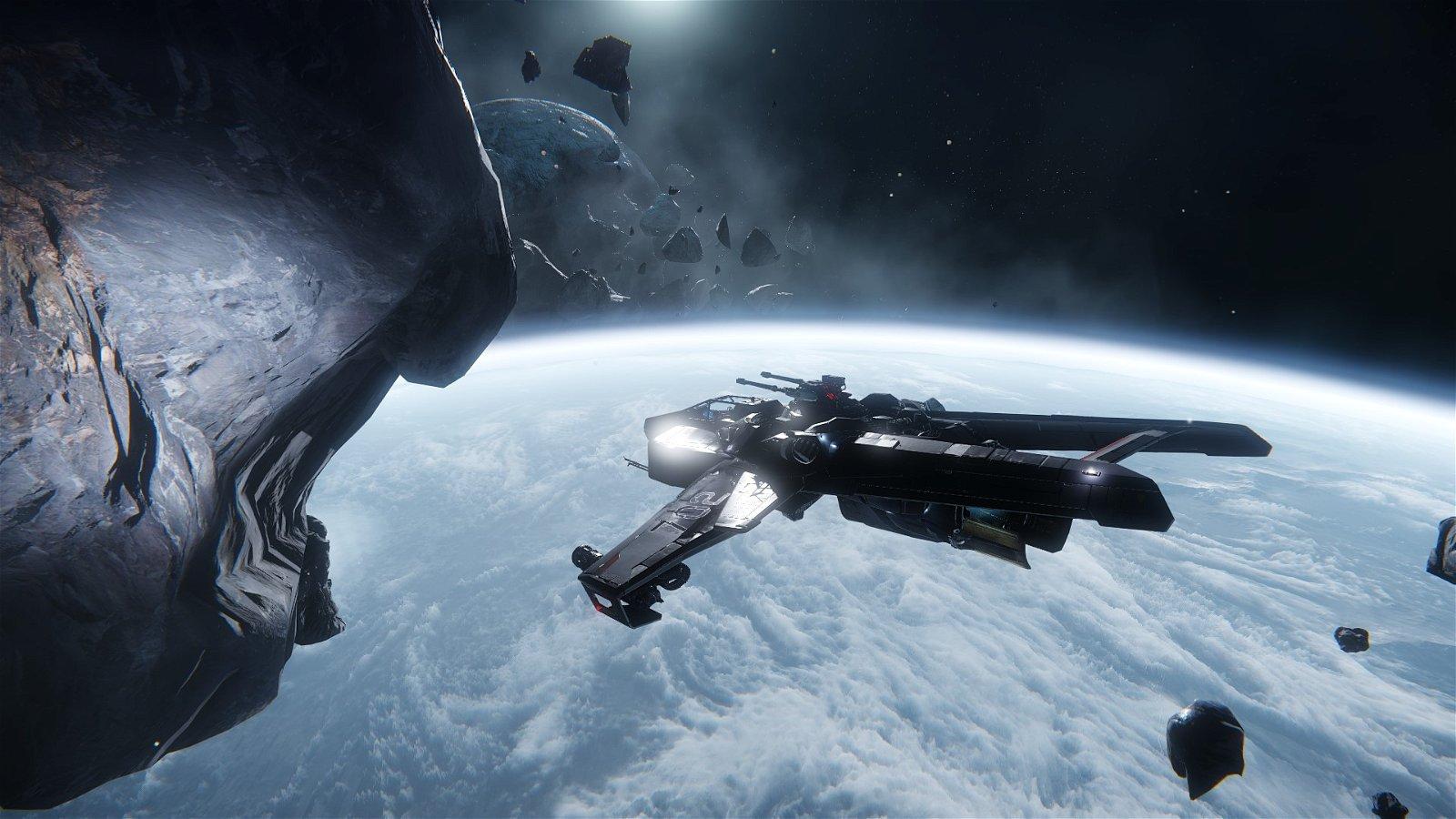 Star Citizen single player game Squadron 42 delayed