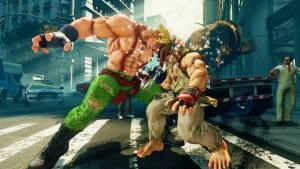 Street Fighter V Sells Under 100k Units Between April & September