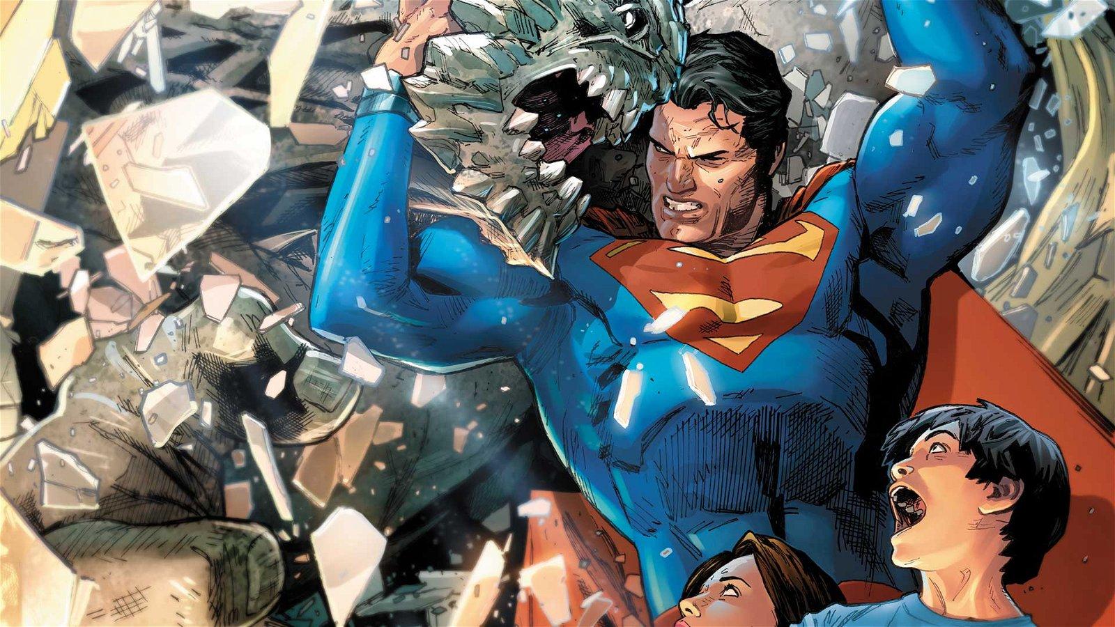 Superman Action Comics: Path of Doom (Comic) Review 5