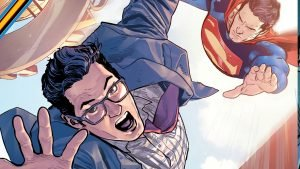 Superman Action Comics Rebirth: Superman Meet Clark Kent (Comic) Review