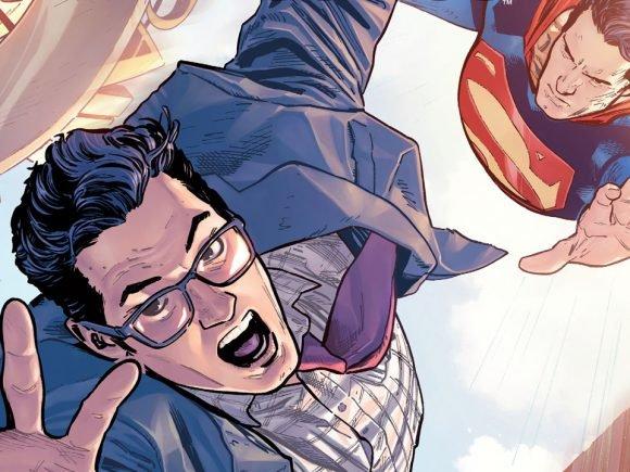 Superman Action Comics Rebirth: Superman Meet Clark Kent (Comic) Review 4